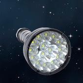 Simply flashlight icon