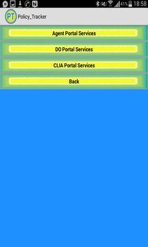 Policy Tracker screenshot 17