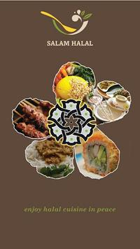 Salam Halal KL poster