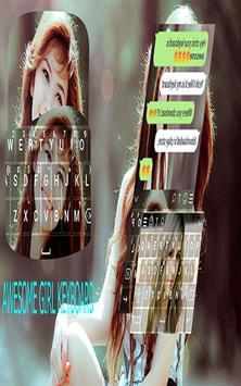 Awesom Keyboard & Wallpaper screenshot 1