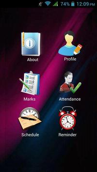 Student Information System poster