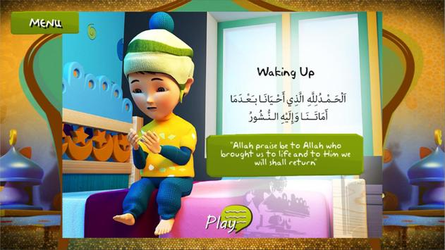Ameen Daily Prayer AR screenshot 2