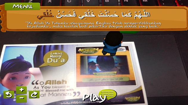 Ameen Daily Prayer AR screenshot 3