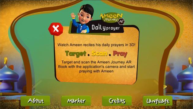 Ameen Daily Prayer AR screenshot 4