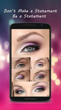 Eye makeup 2015(New) screenshot 1