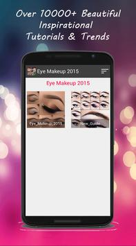 Eye makeup 2015(New) screenshot 2