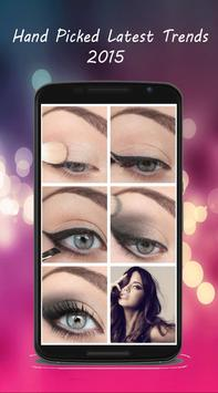 Eye makeup 2015(New) screenshot 5
