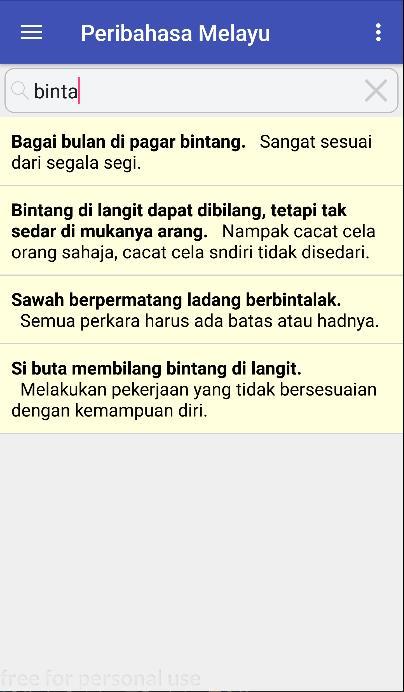 Peribahasa Melayu For Android Apk Download