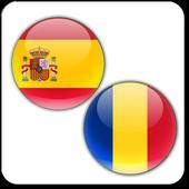 Romanian Spanish Translator icon