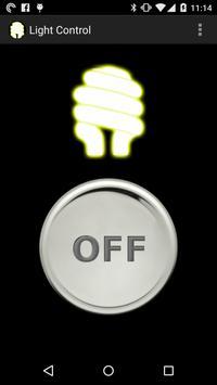Light Control screenshot 1