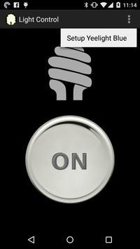Light Control screenshot 2