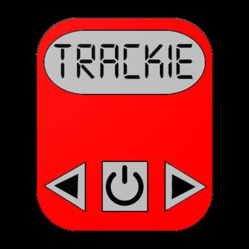 Trackie poster