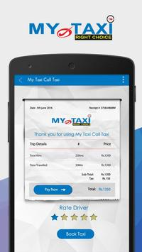 My Taxi Call Taxi apk screenshot