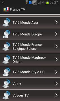 France TV Channels Online apk screenshot