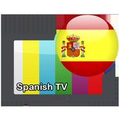 Spain TV Channels Online icon