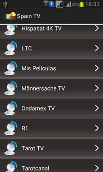 Spain TV Channels Online screenshot 3