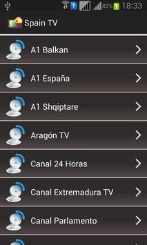 Spain TV Channels Online poster