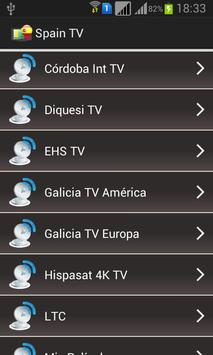 Spain TV Channels Online apk screenshot