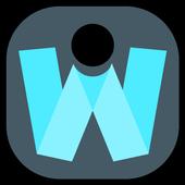 QHD - AMOLED WALLPAPER icon
