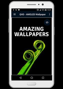 QHD - AMOLED WALLPAPER poster
