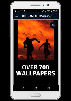QHD - AMOLED WALLPAPER apk screenshot
