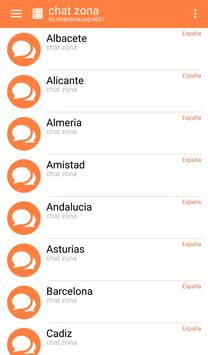 Arena Chat - Easy IRC Client apk screenshot