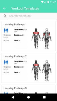 myPushups- Fitness & Push up training (Unreleased) apk screenshot