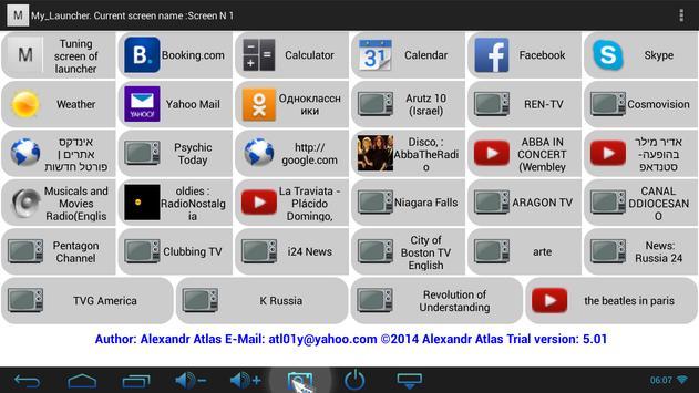 My_Launcher_Trial screenshot 8