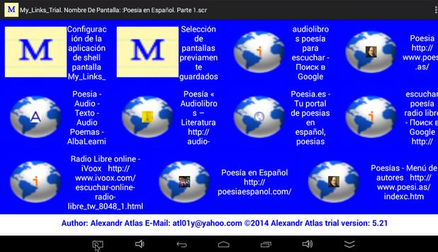 My_Links_Poetry_in_Spanish poster