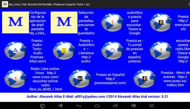 My_Links_Poetry_in_Spanish screenshot 1