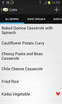 Dinner Roulette apk screenshot