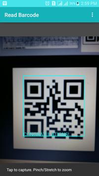 Barcode & QR Scanner Inventory apk screenshot