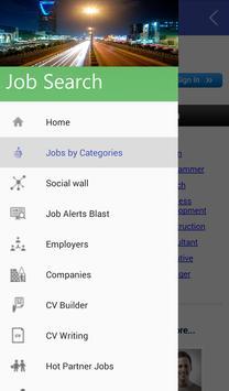 Saudi Jobs screenshot 1