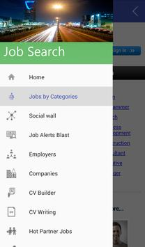 Saudi Jobs apk screenshot