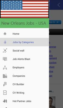 New Orleans Jobs - USA apk screenshot