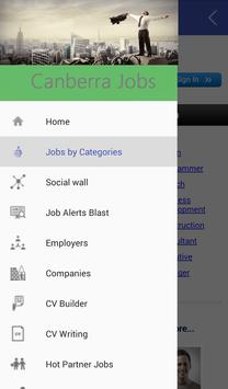 Canberra Jobs - Australia apk screenshot