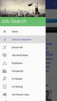 European Jobs screenshot 1