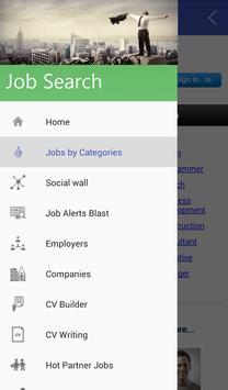 UK Jobs - Smart Job Search apk screenshot
