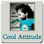 Cool Attitude Status icon