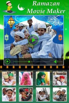 Ramadan Eid Photo Video Maker with Music 2017 poster