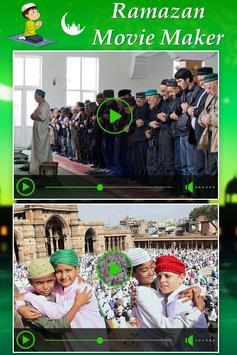 Ramadan Eid Photo Video Maker with Music 2017 screenshot 1