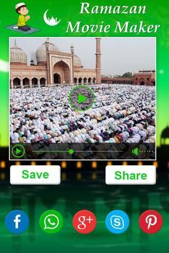 Ramadan Eid Photo Video Maker with Music 2017 screenshot 2