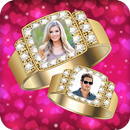 Lovely Ring Photo Frame-APK