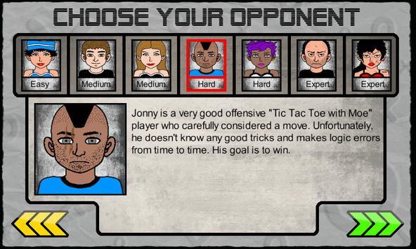 Tic Tac Toe with Moe apk screenshot