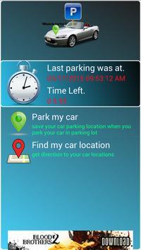 Find my Car apk screenshot