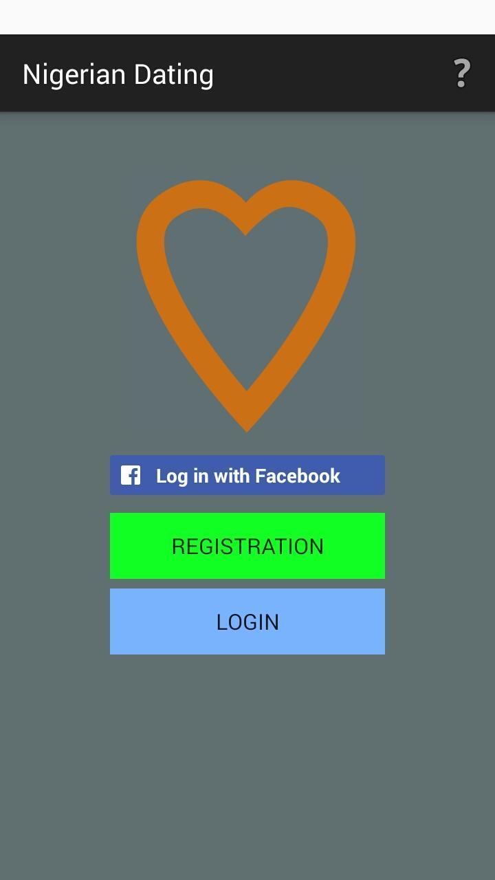 Lataa Nigerian dating site