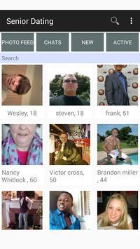 Senior Dating apk screenshot