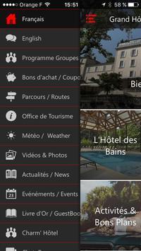 Grand Hôtel des Bains screenshot 1