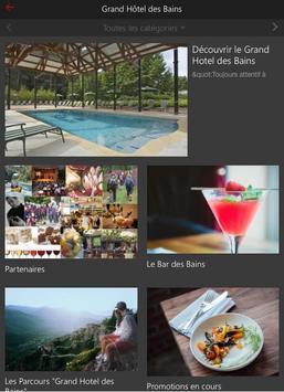 Grand Hôtel des Bains screenshot 8