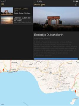 EcoLodges JDP apk screenshot